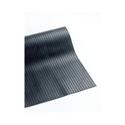 Broad Ribbed Matting 3mm 1200mm x10 Metres Black 378752