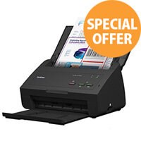 Brother ADS-2100e High Speed Duplex Document Scanner