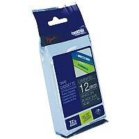 Brother P-touch TZe-335 12mm x 8m White On Black Laminated Labelling Tape