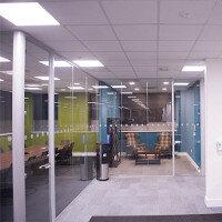 Tenon CRYSTAL Single & Double Frameless Glazing Systems