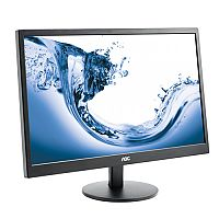 """AOC Value E2770SH - LED Computer Monitor - 27"""" - 1920 x 1080 Full HD (1080p) - TN - 300 cd/m² - 1000:1 - 1 ms - HDMI, DVI, VGA - speakers - black"""