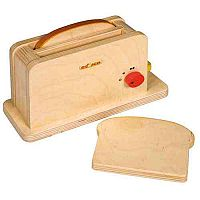 Wooden Toaster