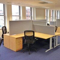 Escher - Global Postal Software Solutions Company - Dublin - Refurbishment of new Corporate Headquarters by HuntOffice Interiors