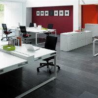 Visit Famo Modern Design Office Furniture Showroom - London