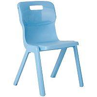 FF Dd Titan Antibacterial Chair Blue H350 KF74083