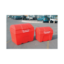 Red 200 Litre Fire Fighting Storage Bin