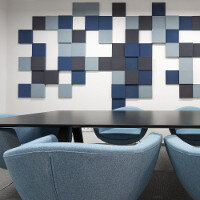 Fluffo Acoustic Wall Panels