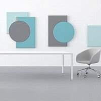 Fluffo Acoustic Wall Panels Art
