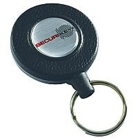 Securikey Heavy Duty Black Key Reel 1200mm