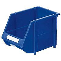 Heavy Duty Storage Bin Pack of 60 Blue 360231