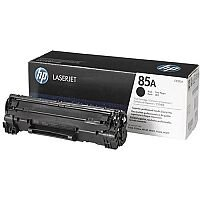 HP 85A Black LaserJet Toner Cartridge CE285A