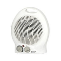 Igenix 2KW Flat Fan Heater White IG9020