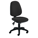 Jemini High Back Tilt Operators Chair Charcoal