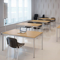 Jemini Meeting Conference & Training Tables