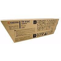 Kyocera FS-C8026N Cyan Toner Cartridge 20000 Page Yield TK-810C