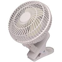 Clip On Desk Fan 6 Inch 150mm Q Connect
