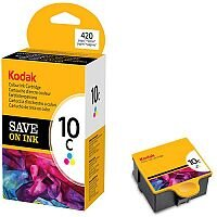 Kodak 10C Inkjet Cartridge Four Colour