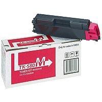 Kyocera TK 580M Magenta Toner 1T02KTBNL0