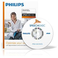 Philips SpeechExec dictation software LFH4400