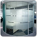 Logika 5000 Single Glazed Office Partitioning
