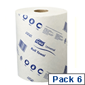 Tork Electronic White 2 Ply Hand Paper Towel Roll 195mm Wide Sheet (Pack of 6) 4031712
