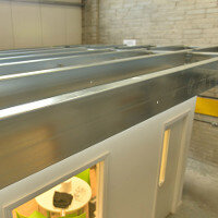 Mezzanine Flooring Project By HuntOffice Interiors