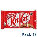 Nestle KitKat Four Finger Box of 48 41092