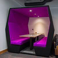 Nissian Ireland Office Fitout in Dublin by HuntOffice Interiors