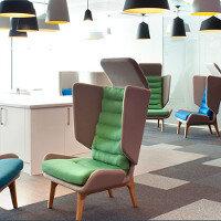 Visit Orangebox Office Furniture Showroom - London