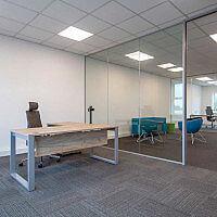 OSS Recruitment Office Fitout in Dublin by HuntOffice Interiors