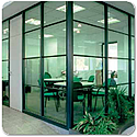 Tenon OVATION Single & Double Glazed Partitioning