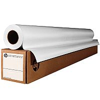 HP White Universal Bond Plotter Paper 610mm Continuous Roll 80gsm Ref Q1396A