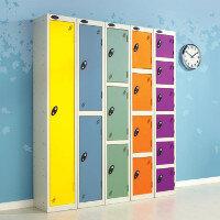 Standard Personal Storage Multi-Tier Lockers