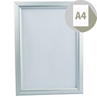 Photo Album Company Promote It Aluminium Frame A4 PAPFA4B