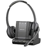 Plantronics Savi W720/A 3 in 1 UC Binaural Wireless DECT Headset System