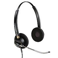 Plantronics EncorePro HW520V Customer Service Headset Binaural Voice-tube 89436-02