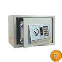 Q-Connect 10 Litre Electronic Safe Cream 200x310x200mm
