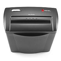 Rexel Alpha Home Shredder Cross-Cut 2102023
