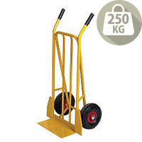 Sack Truck Yellow 382849