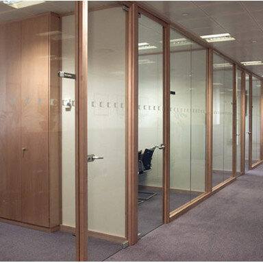 Tenon SCION Wooden Frame Single & Double Glazed Partitioning System
