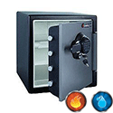 Sentry Fire-Safe Water Resistant 34.8 Litre Dual Electronic Lock SFW123GTC