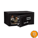 Sentry Electric Card Access Safe Black