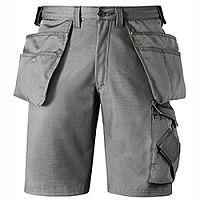 "Canvas+ Shorts Grey Waist 36"" Inside leg 32"""