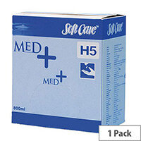 Diversey Soft Care Med H5 Hand Disinfectant Rub 800ml W1204 6960700