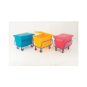 Spare Container 1040x700x610mm Blue 328468