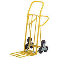 Heavy Duty Stairclimbing Sack Truck With Rubber Wheels 200Kg Capacity