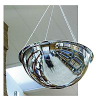 Dome Mirror Dia 500mm Up to 3 Viewing Distance