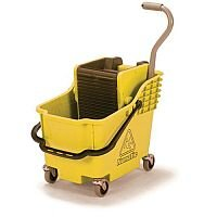 Mopping Kit Yellow Bucket
