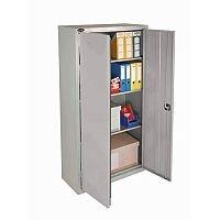Steel Office Cupboard HxWxDmm: 1020x915x460