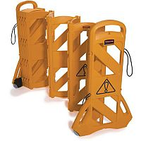 Portable Mobile Barrier - Expandable Safety Barrier